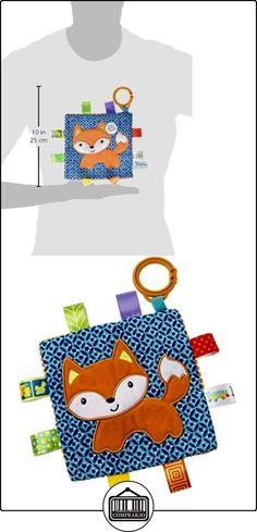 """María Meyer """"Me Taggies arruga Fox"""" Toy  ✿ Regalos para recién nacidos - Bebes ✿ ▬► Ver oferta: http://comprar.io/goto/B018HGUXM8"""