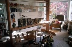 Linda Wallace Weaving Studio British Columbia Canada