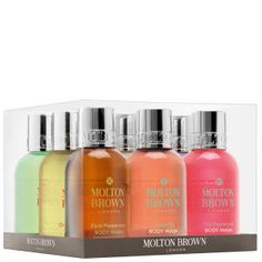 Molton Brown Global 2014 Body Wash (9 x 50ml)