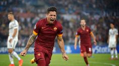 Roma 5-1 CSKA Moskva