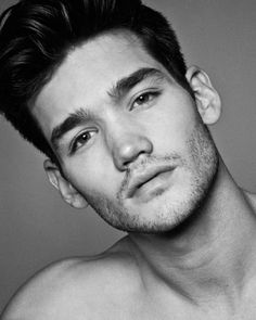 black white hotties 0 BERRY hot men: Black & white edition (28 photos)