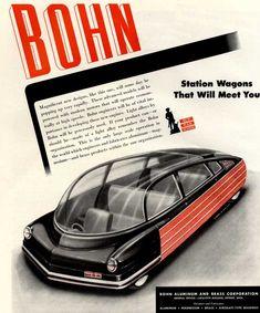 Family car of the future