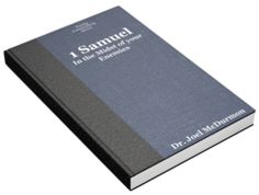 Commentary recommended by Douglas Wilson: In the Midst of Your Enemies: Exposition and Application of 1 Samuel
