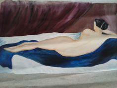 O Estaminé da Xé: Pano pintado para quadro
