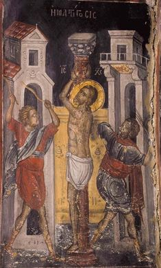 VK is the largest European social network with more than 100 million active users. Church Interior, Interior And Exterior, Good Friday, Lent, Fresco, Saints, Religion, Painting, Greek