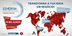70 mil euros em prémios para boas ideias de negócio - IDEIAS E OPORTUNIDADES DE NEGÓCIO