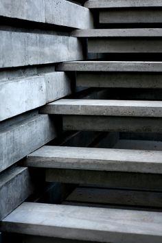 :: concreto :: Escadas...