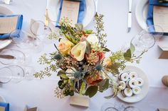 This centerpiece is perfection | Photography: Winter Tree Studios