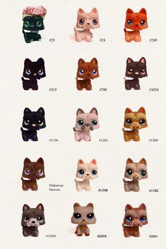 Nicole`s LPS blog - Littlest Pet Shop: Pets: Scottie