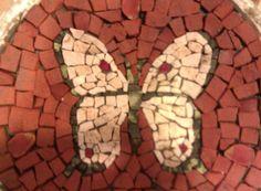 Farfalla in lavorazione