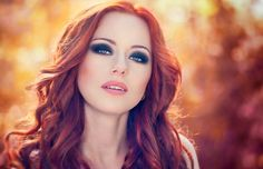 Makeup Tips for Redheads ~ There are some good ideas here but I disagree somewhat about eye shadow colors. The rest is helpful though such as using a coral blush. :)