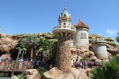 """Walt Disney World quietly opened new portions of Fantasyland with a """"dress rehearsal"""" in Lake Buena Vista, Fla."""