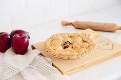 The same recipe I used for my wedding day apple pies!