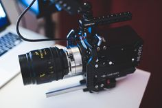 KineMINI 4K raw cinema camera //