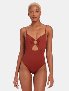 Maternity One Piece Swimsuit, Flattering Swimsuits, High Waisted Briefs, Vitamins For Women, Swimwear Brands, Timeless Fashion, Bikini Tops, Cute Outfits, Sexy