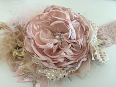 Headbands and sashes - Cozette Couture