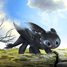 Httyd Dragons, Httyd 3, Pet Dragon, Clay Dragon, Garden Sculpture, Lion Sculpture, Night Fury, Toothless, How To Train Your Dragon