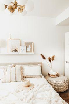 Home Interior Design .Home Interior Design Upholstered Beds, Tufted Bed, King Beds, Home Decor Bedroom, Diy Bedroom, Neutral Bedroom Decor, Girls Bedroom, Bedroom Colors, Home Decor Ideas