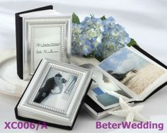 Aliexpress.com : Buy Giveaways hot sale XC006/A Mini Photo Album Favor, photo frame Wedding Gift or hotel amenity from Reliable wedding giveaway gift suppliers on Shanghai Beter Gifts Co., Ltd. $15.00