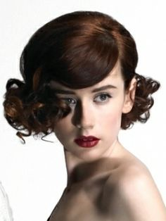 Superb Vintage 50S Pin Curl Hairstyles I Love This New Fall Trend Hairstyle Inspiration Daily Dogsangcom