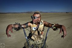 Photo from Burning Man 2010