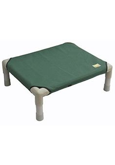 Go Pet Club COT55G Pet Cot Bed 55Inch Green >>> You can find out more details at the link of the image.