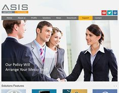 """Check out new work on my @Behance portfolio: """"ASIS2 UX/UI"""" http://be.net/gallery/66145851/ASIS2-UXUI"""