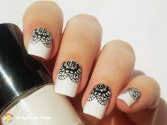 MoYou London Bridal 06 - Bridal nails | el rincon de fama