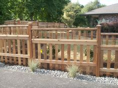 Pacific Fence Portland Wooden Fence Installation, Cedar Fence
