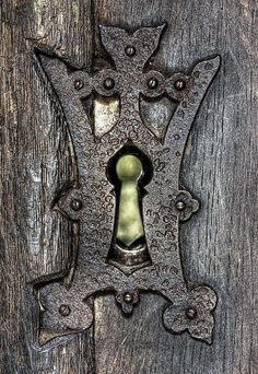 Thresholds Keyhole Portal