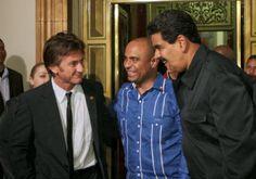 Sean Penn dictará clases de actuación a jóvenes ve...