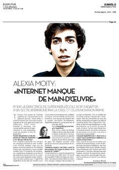 #SUPDEWEB dans Libération 4/4