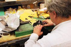 Terry de Havilland – Shoe maker | Sounds of Making in East London