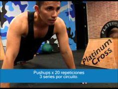 Rutina Platinum Cross ejercicios para tonificar y trabajar la resistencia. - http://dietasparabajardepesos.com/blog/rutina-platinum-cross-ejercicios-para-tonificar-y-trabajar-la-resistencia/