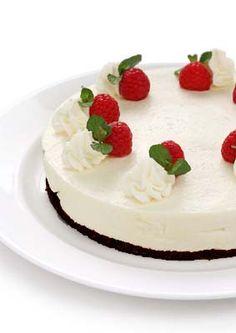 No Bake Gluten Free Cheesecake