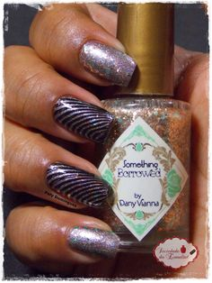 Sociedade do Esmalte: Ground Control - Emily de Molly & Something Borrowed - Dany Vianna & Carimbada com MJ - JR 8