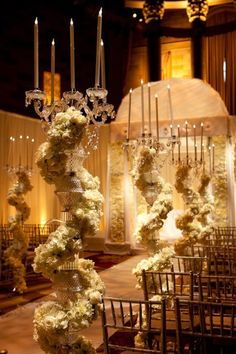 Quite elaborate and elegant. Don't know if I'd do this much but I can see my best friend doing something like this! ;)