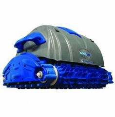 The Aquabot Xtreme is ideal for cleaning floors and partial walls. The G-Tooth™ track system helps grip the sides and corners of your pool floor. The Neverstuck System TM comes standard as well as a new body design. The filtration rate on this cleaner up to 4200 gallons per hour.