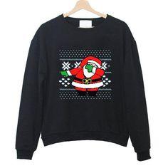 Santa Claus Dab sweatshirt