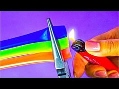 The best DIY projects & DIY ideas and tutorials: sewing, paper craft, DIY. DIY Projects With Drinking Straws - Drinking Straws Crafts and Life Hacks Video Description Drinking Straws Crafts and Life Hacks - DIY Projects With 5 Minute Crafts Videos, 5 Min Crafts, Easy Diy Crafts, Diy Crafts Videos, Diy Videos, Diy Crafts For Kids, Diy Straw Crafts, Drinking Straw Crafts, Life Hacks Youtube