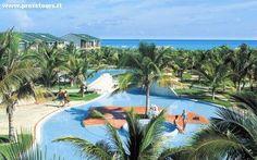 Cuba  CAYO SANTA MARIA  .. dettagli di stile ed ambiente naturale La struttura dispone di 358 di cui 22 camere vista mare, 2 suites con jacuzzi, salotto, vista mare, 3 per persone diversamente abili.