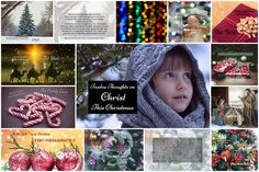 12 Days of Christmas Gift, 12 Thoughts on Christ For Christmas by BeeMailCo on Etsy