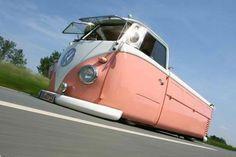 VW VAN TRUCK SLAMMED