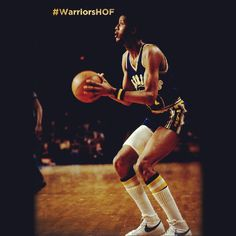 "#WarriorsHOF - Jamaal ""Silk"" Wilkes had a smooth game and an even smoother style."