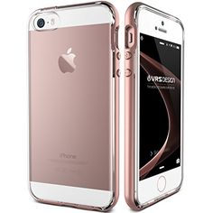 iPhone 5S Case, VRS Design [Crystal Bumper][Rose Gold] - ... https://www.amazon.com/dp/B01EO2OQD6/ref=cm_sw_r_pi_dp_Ww4ExbSVB7RZH