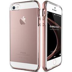 iPhone 5S Case, VRS Design [Crystal Bumper][Rose Gold] - ... https://www.amazon.com/dp/B01EO2OQD6/ref=cm_sw_r_pi_dp_Ww4ExbSVB7RZH