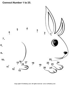 Kids for Worksheets: Connect numbers to make a picture, Printables for kids Printable Preschool Worksheets, Kindergarten Math Worksheets, Number Worksheets, Worksheets For Kids, In Kindergarten, Alphabet Worksheets, Learning Games For Kids, Preschool Learning Activities, Preschool Activities