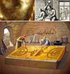 building the third temple | Building the Menorah: A Third Method