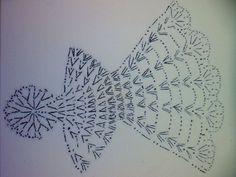 Best 12 Waiting for Christmas: Tutorial, little angel with the .- Best 12 Aspettando Natale: Tutorial, angioletto con l'uncinetto su ….Temptat… Best 12 Waiting for Christmas: Tutorial, angel with crochet on… . Marque-pages Au Crochet, Crochet Towel, Crochet Angels, Crochet Stars, Crochet Amigurumi Free Patterns, Crochet Diagram, Crochet Crafts, Crochet Snowflake Pattern, Christmas Crochet Patterns