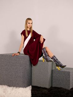 Fendi's Pre Fall 2014-15 Collection - Look 7